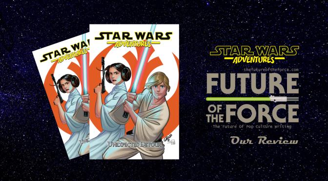 Comic Review | Star Wars Adventures Vol. 2: Unexpected Detour