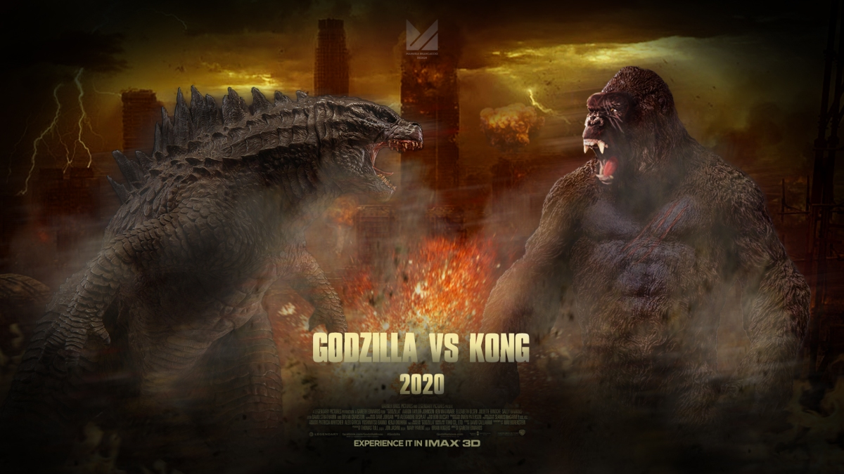 Godzilla vs Kong Officially Wraps Shooting | Future of the ...