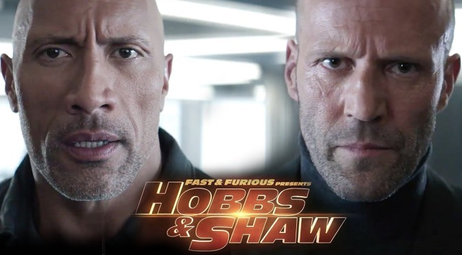 Hobbs And Shaw Amaze in New Trailer
