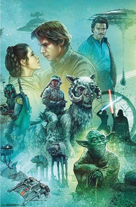 SWCC | First Look: Star Wars Mural