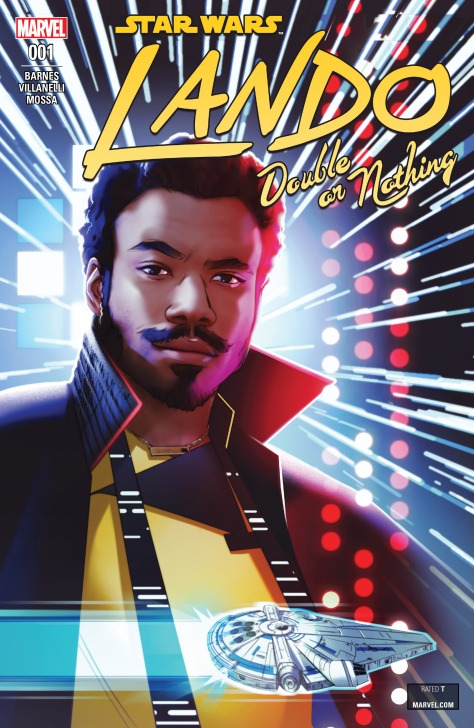 Comic Review | Star Wars: Lando - Double or Nothing