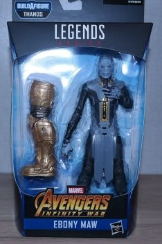 Marvel Legends Review | Ebony Maw (Avengers: Infinity War)
