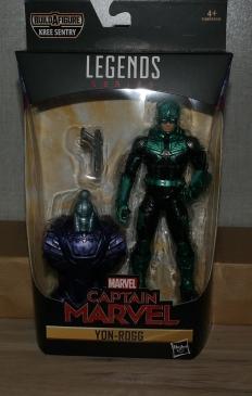 Marvel Legends Review   Yon-Rogg (Captain Marvel)