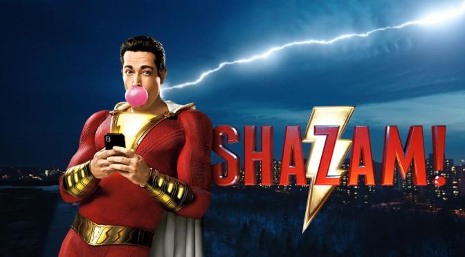 Shazam! is a Triumph