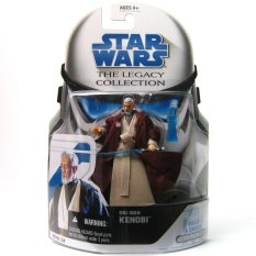 Star Wars Legacy Collection Build-A-Droid Obi-Wan