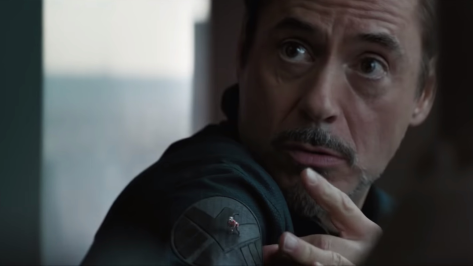 Stark and Ant-Man