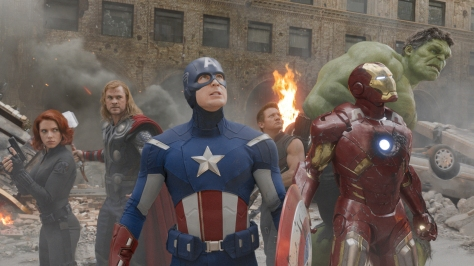 Comparing the 'Avengers' Movies to the  Original 'Star Wars' Trilogy