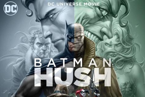 Batman Hush | Release Date Confirmed