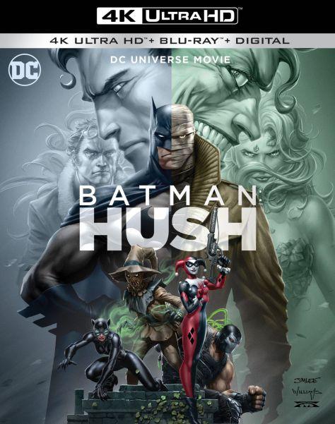 Batman Hush   Release Date Confirmed