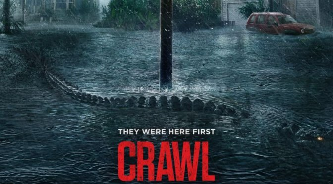 Crawl | Alligators Run Amok in the Trailer Sam Raimi's New Horror