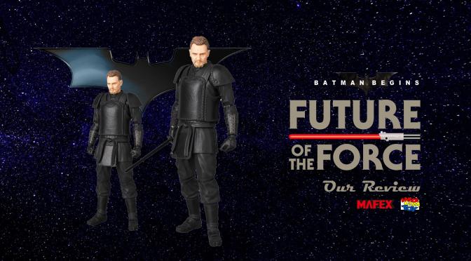 Mafex Review   Ra's Al Ghul (The Dark Knight Trilogy) Medicom Toy