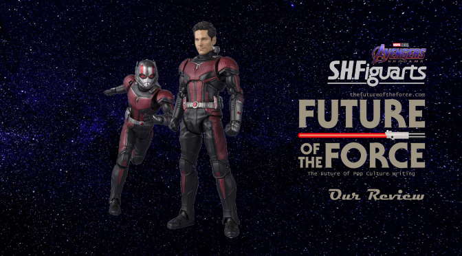 S.H. Figuarts Review | Ant-Man (Avengers Endgame)
