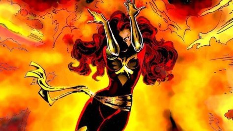 Image result for x men volcano phoenix