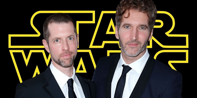 Confirmed | The next Star Wars Movie in 2022 Will Be from David Benioff and D.B. Weiss