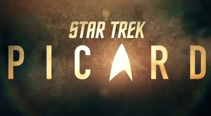 Star Trek: Picard | Patrick Stewart's New Star Trek Series Gets Its Title
