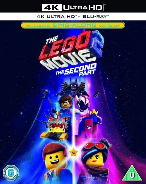 The Lego Movie 2: The Second Part Now Available To Pre-Order