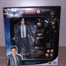 Mafex Review | Bruce Wayne (The Dark Knight Trilogy) Medicom Toy