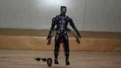 Marvel Legends Review T'Challa Vibranium Suit (Black Panther) 5