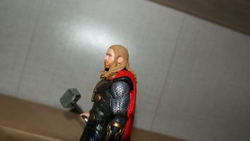 Marvel Legends Review Thor & Sif Double Pack 23