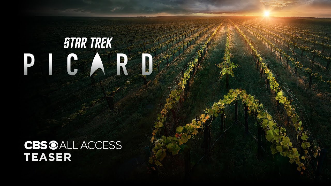 First Trailer | Star Trek: Picard