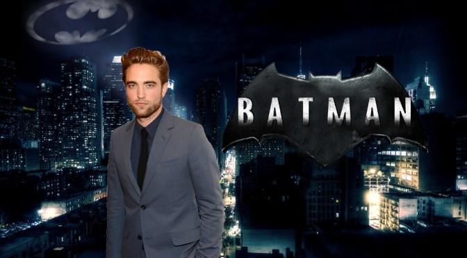 The Batman | Matt Reeves Welcomes Robert Pattinson as the Caped Crusader