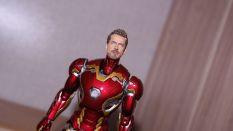 S.H. Figuarts Review | Iron Man MK-XLV (Avengers: Age Of Ultron) Reissue