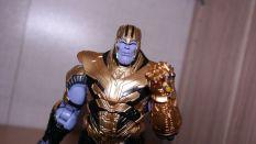 S.H Figuarts Review Thanos (Avengers Endgame) 10