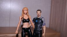 S.H Figuarts Tony Stark Iron Man 3 Review 12
