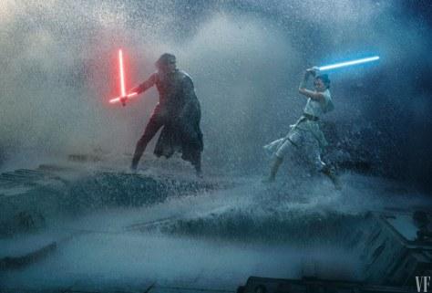 Vanity Fair Unleashed   Star Wars: The Rise Of Skywalker