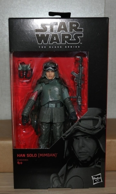 Black Series Review   Han Solo – Mimban (Solo: A Star Wars Story)