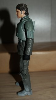 Star Wars The Black Series Han Solo (Mimban) Review 11