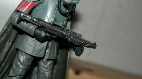 Star Wars The Black Series Han Solo (Mimban) Review 13