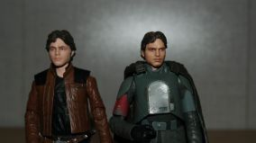 Star Wars The Black Series Han Solo (Mimban) Review 3