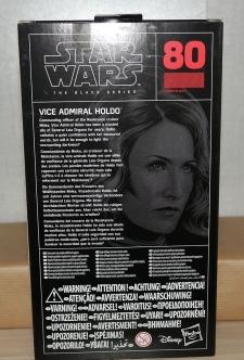 Black Series Review   Vice Admiral Holdo (Star Wars: The Last Jedi)
