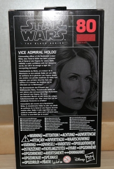 Black Series Review | Vice Admiral Holdo (Star Wars: The Last Jedi)
