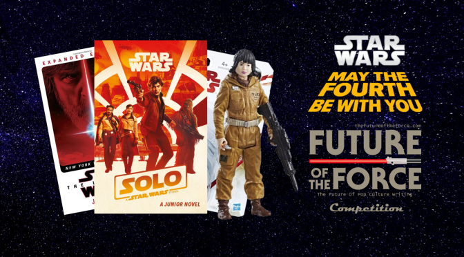 Competition | Win Star Wars Day Goodies