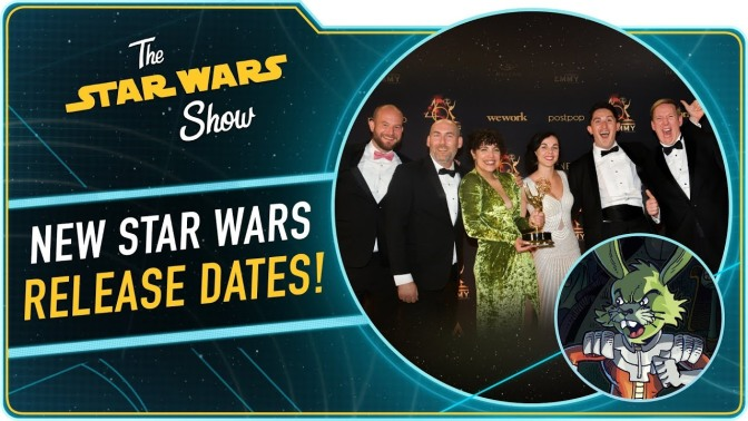 The Star Wars Show | Star Wars Dates Announced
