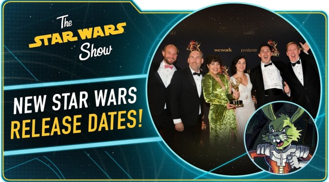The Star Wars Show   Star Wars Dates Announced