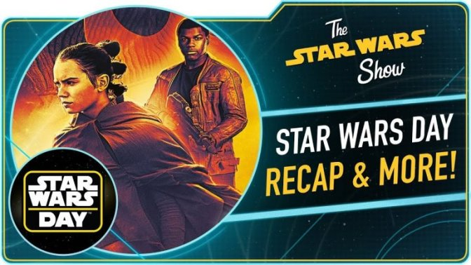 The Star Wars Show | Journey to Star Wars: The Rise of Skywalker Books Revealed