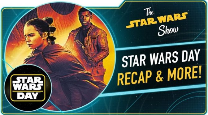 The Star Wars Show   Journey to Star Wars: The Rise of Skywalker Books Revealed