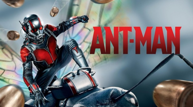 The Best Moment | Ant-Man