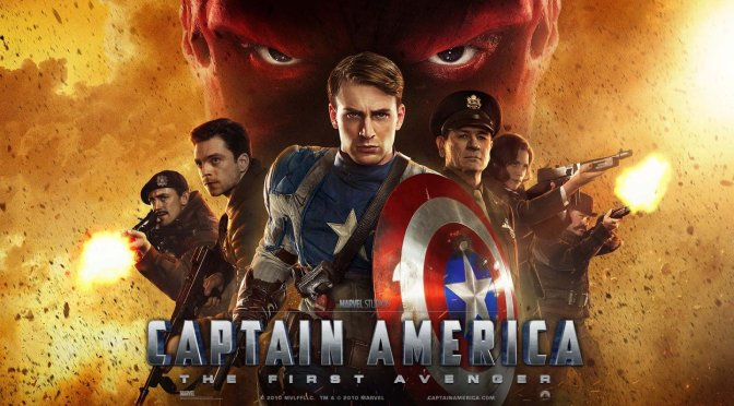 The Best Moment | Captain America: The First Avenger