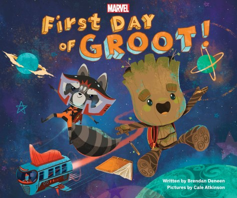 Book Review | Night Night, Groot