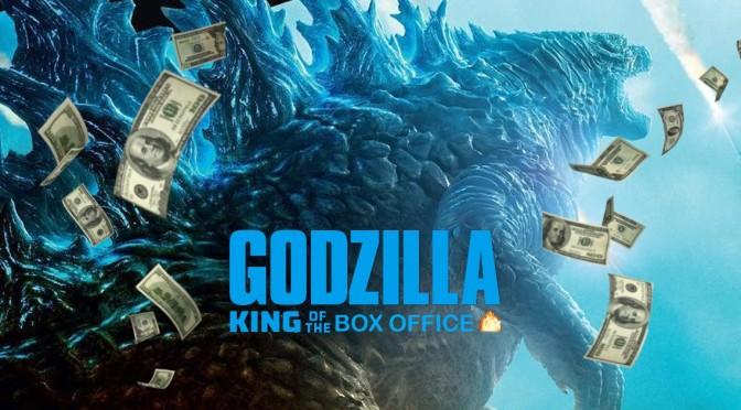 Box Office | Godzilla Stomps His Way To Box Office Glory!