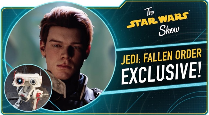 The Star Wars Show   Everything You Need to Know about Star Wars Jedi: Fallen Order