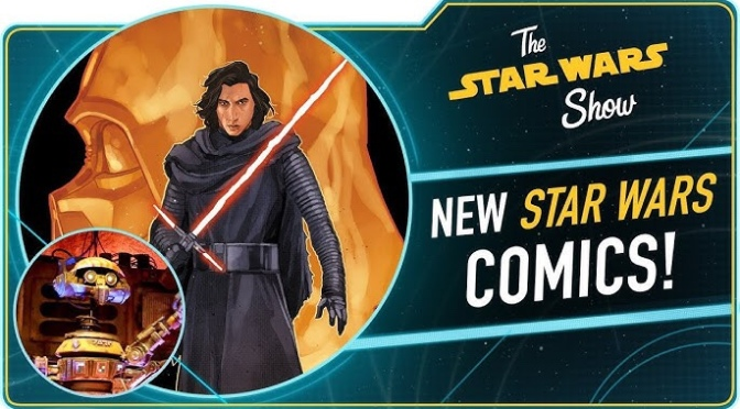 The Star Wars Show | New Star Wars Comics and Bringing Batuu to Life
