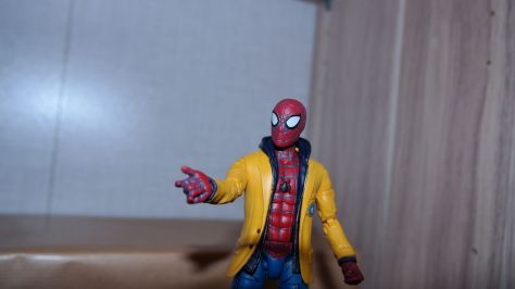 Marvel Legends Spider-Man and MJ Review 10