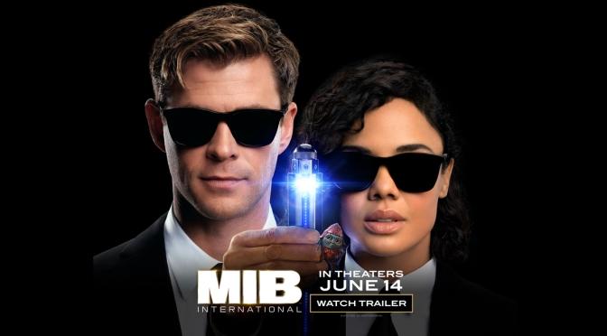Box Office | Men In Black Lead Lacklustre Weekend