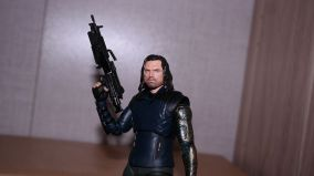 S.H Figuarts Bucky (Avengers Infinity War) Review 8