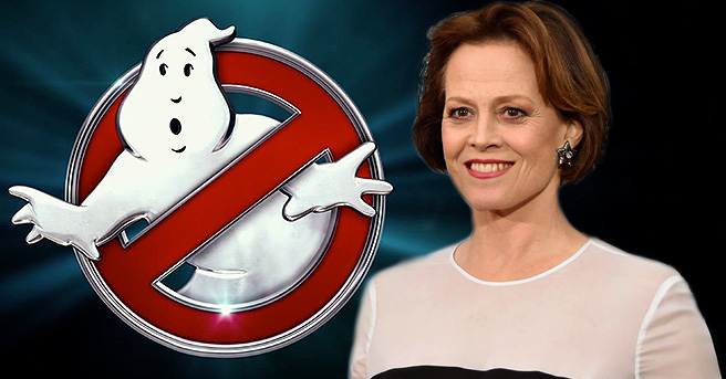 Sigourney Weaver Confirms Her Involvement in Ghostbusters 3
